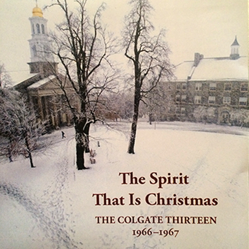 The Colgate Thirteen, NBC Christmas Album